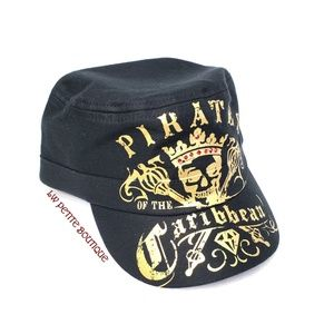 Disney Parks Pirates of the Caribbean Hat